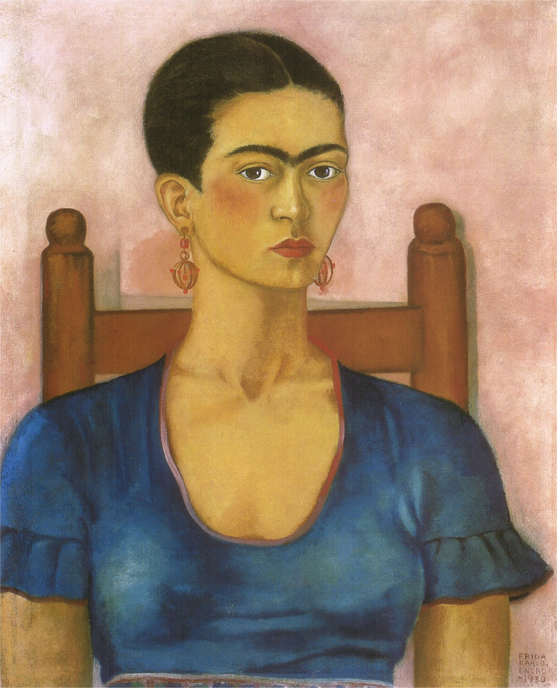 Self Portrait, 1930